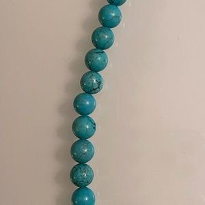 Kenneth Cole Jewelry - Kenneth Cole New York | Turquoise Bead Necklace